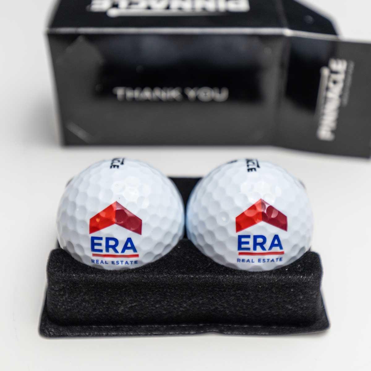 ERA Branded Pinnacle Golf Balls