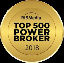 Top 500 Power Broker 2018