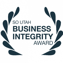 Southern Utah business integrity award
