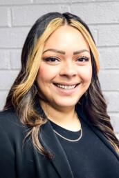Mayra Felix is a real estate agent in Ogden, Utah