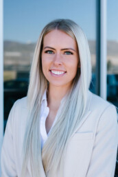 McCall Carter is a real estate agent in Lehi, Utah