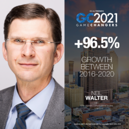 Neil Walter and ERA Brokers grows 96.5%